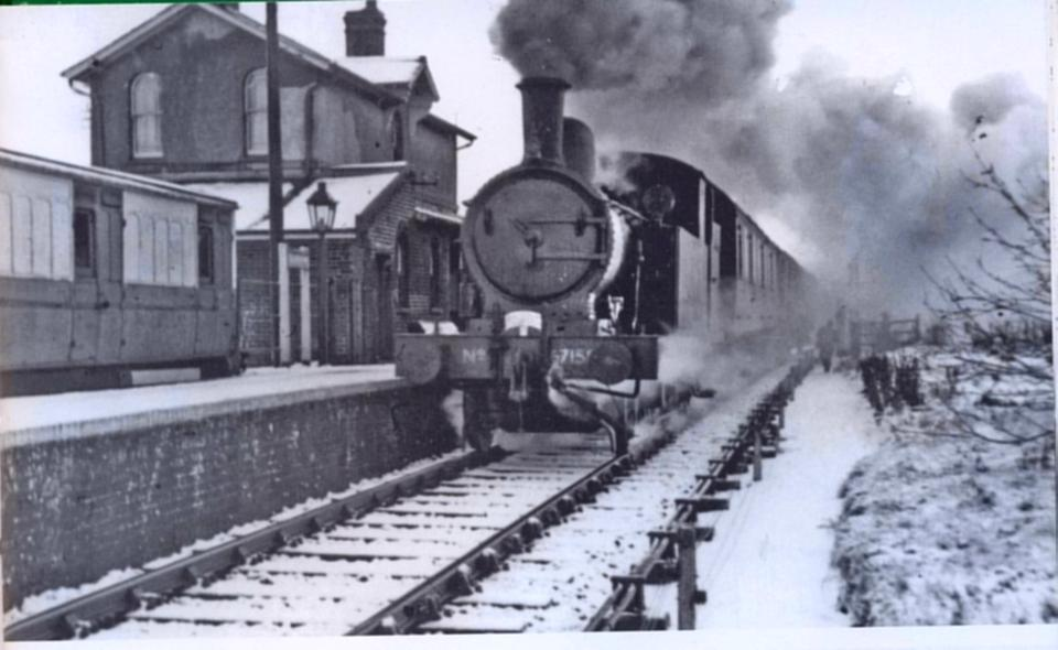 Ellingham Train